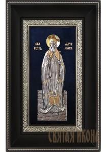 Икона святителя Петра, митрополита Московского 18,5 х 29 см