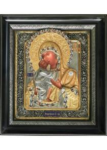 Феодоровская икона Божией Матери 34 х 39 см