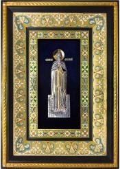 Ростовая икона святого Арсения Великого 29 х 40,5 см