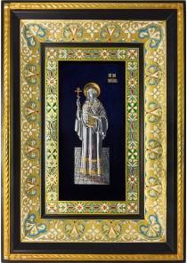 Ростовая икона святой мученицы Татьяны (Татианы) Римской 29 х 40,5 см