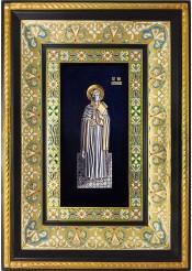 Ростовая икона святой великомученицы Параскевы Пятницы 29 х 40,5 см