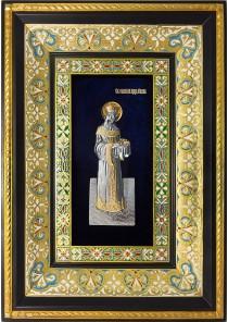 Ростовая икона святой равноапостольной Царицы Елены Константинопольской 29 х 40,5 см