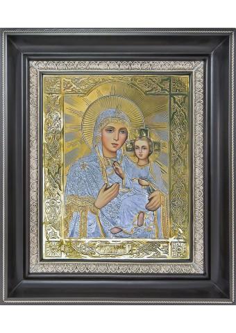 Тихвинская икона Божией Матери 26,5 х 31 см
