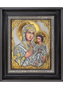 Тихвинская икона Божией Матери 27 х 31 см