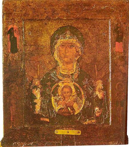 икона знамение пресвятой богородицы оригинал